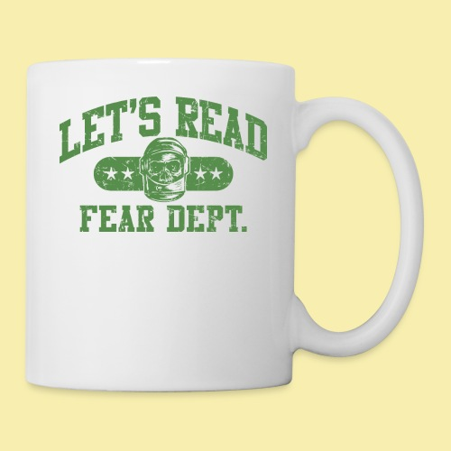 Athletic - Fear Dept. - Coffee/Tea Mug