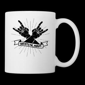 Rock Fists -black - Coffee/Tea Mug