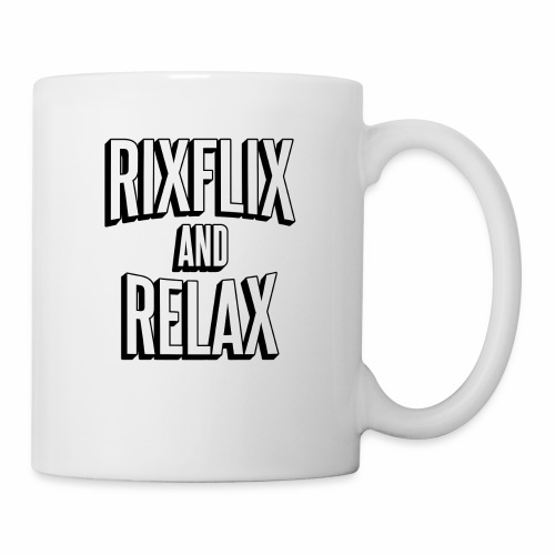 RixFlix and Relax - Coffee/Tea Mug