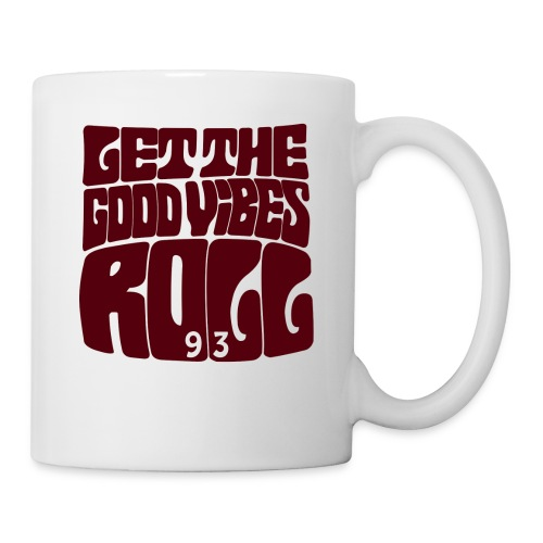 LET THE GOOD VIBES ROLL - Coffee/Tea Mug