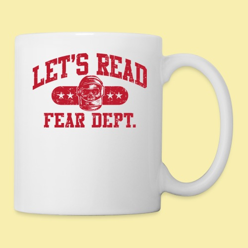 Athletic - Fear Dept. - RED - Coffee/Tea Mug