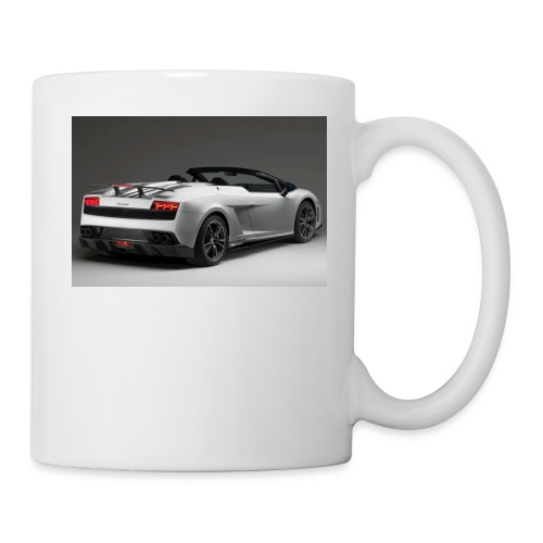 2012 lamborghini gallardo convertible lp 570 4 spy - Coffee/Tea Mug