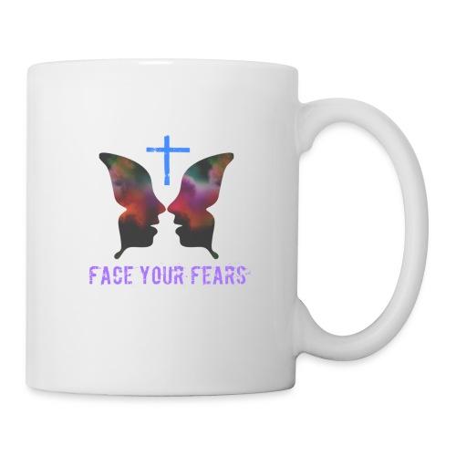 Face your fears - Coffee/Tea Mug