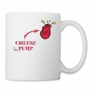 Cheesepump!! Fn Dante Savage - Coffee/Tea Mug