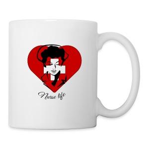 nurselife - Coffee/Tea Mug