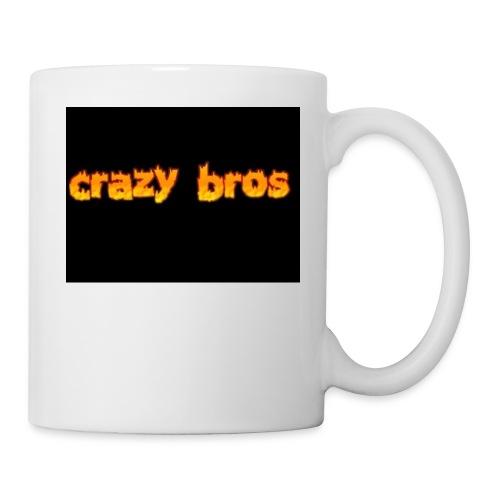 Crazy Bros logo - Coffee/Tea Mug