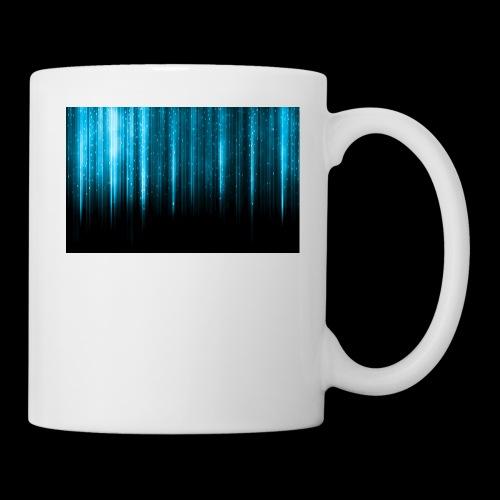 Blue Wallpaper Colorful - Coffee/Tea Mug