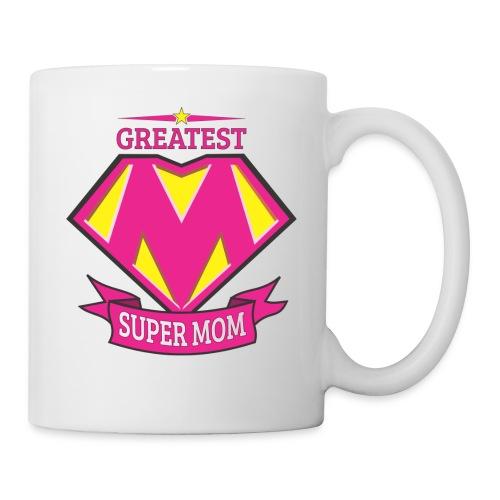 greatest supermom - Coffee/Tea Mug