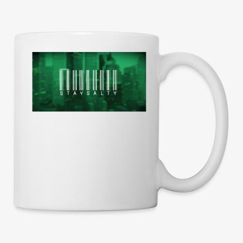 FuzeWolf-Stay Salty - Coffee/Tea Mug
