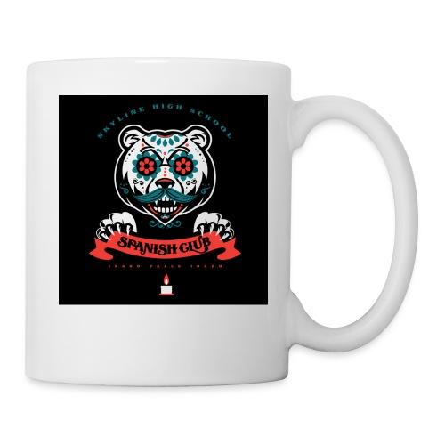 Grizz Day of the Dead Sweatshirt - Coffee/Tea Mug