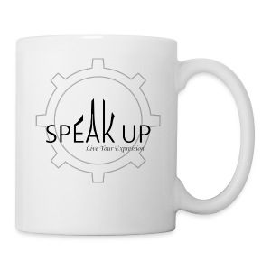 speak up logo 1 - Coffee/Tea Mug