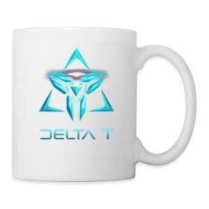 Delta T new Logo - Coffee/Tea Mug
