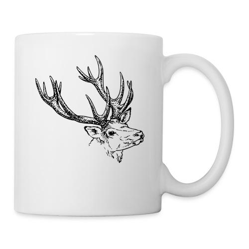 Reindeer - Coffee/Tea Mug