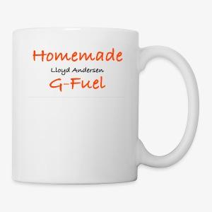 Homemade G-Fuel Lloyd Andersen - Coffee/Tea Mug