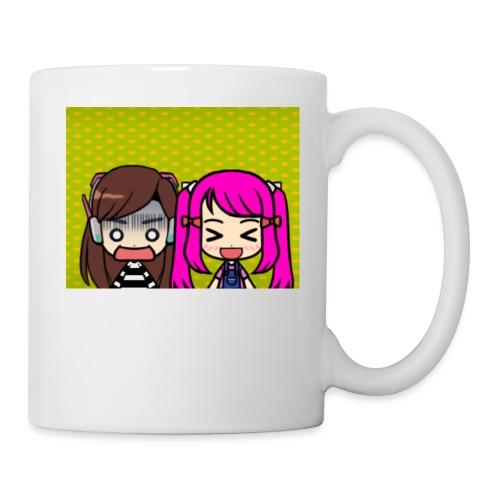 Phone case merch of jazzy and raven - Coffee/Tea Mug