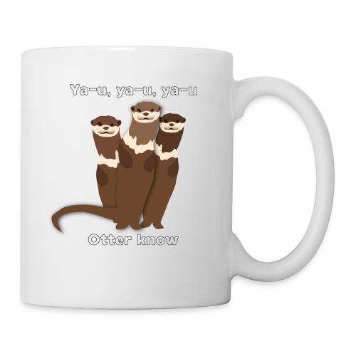 Alanis Otters - Coffee/Tea Mug