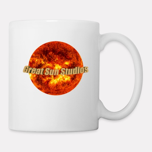 GreatSunStudios Logo - Coffee/Tea Mug