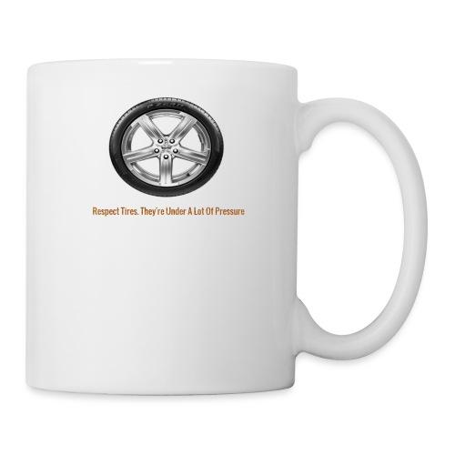 Respect Tires - Coffee/Tea Mug
