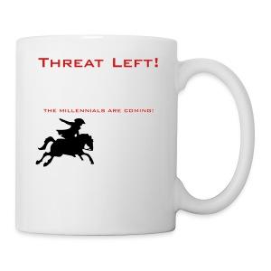 The Millennials Are Coming! - Coffee/Tea Mug