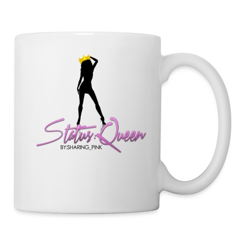 """Status Queen"" Reppin' - Coffee/Tea Mug"