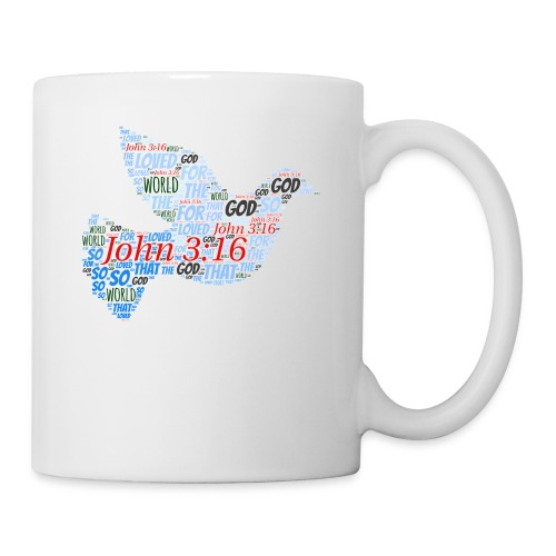 John3 16 - Coffee/Tea Mug