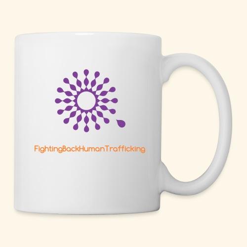 Fighting back human trafficking - Coffee/Tea Mug