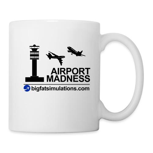 The Official Airport Madness Mug - Coffee/Tea Mug