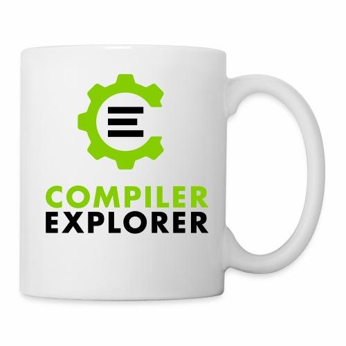 Logo and text - Coffee/Tea Mug