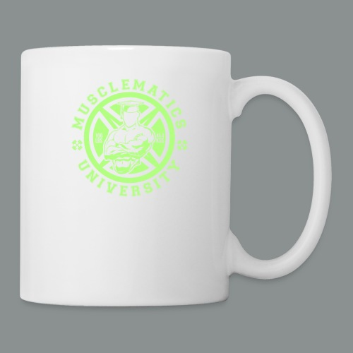 ALUMNI HIGH LIME - Coffee/Tea Mug