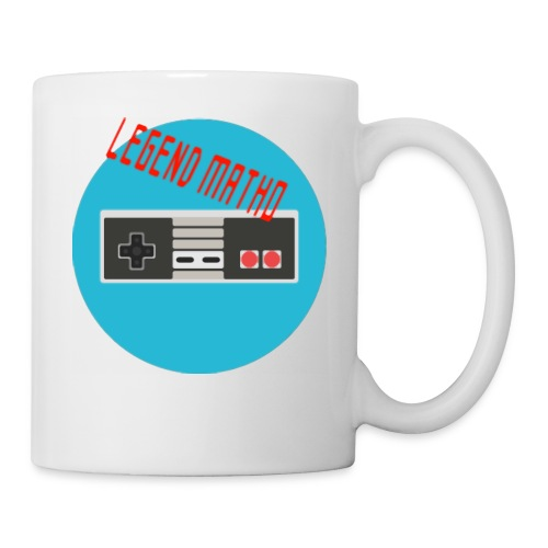 Legend Matho RETRO logo! - Coffee/Tea Mug