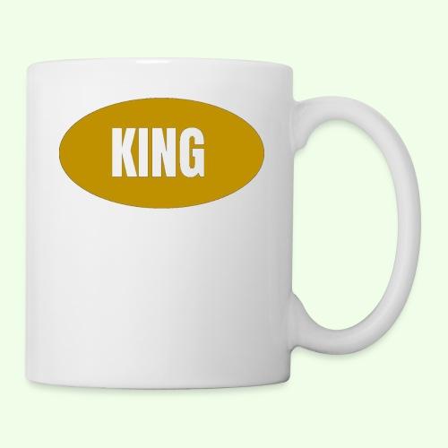 Drake King Design - Coffee/Tea Mug