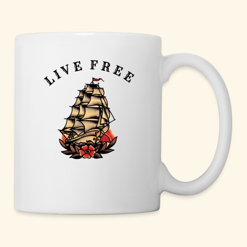 LIVE FREE - Coffee/Tea Mug