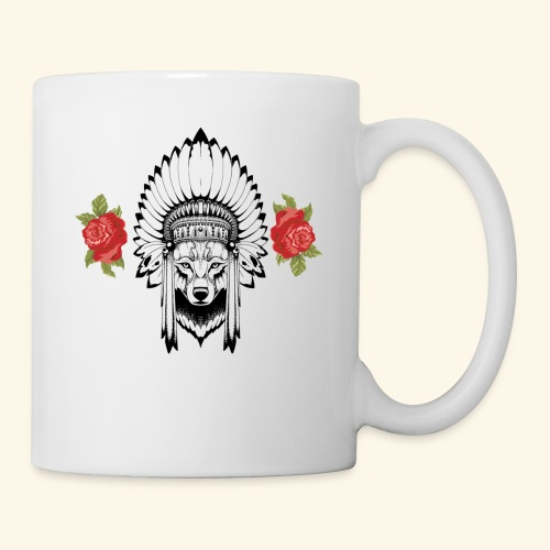WOLF KING - Coffee/Tea Mug