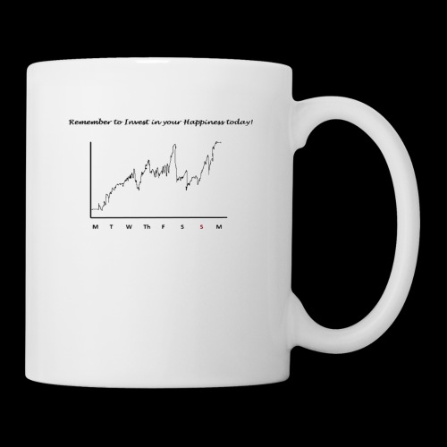 Invest In Your Happiness - Coffee/Tea Mug
