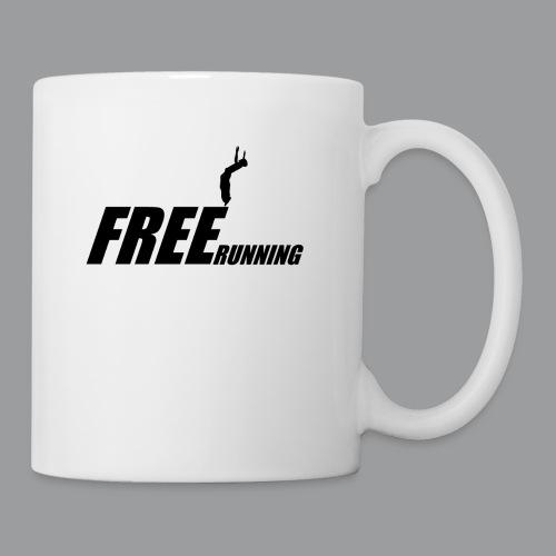 Freerunning Flip - Coffee/Tea Mug
