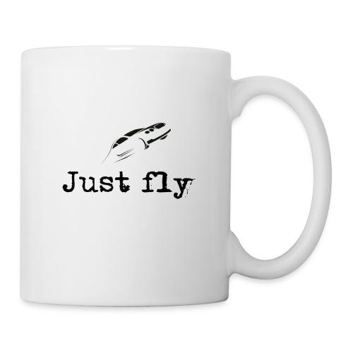 just fly - Coffee/Tea Mug