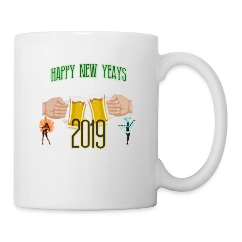 2019 - Coffee/Tea Mug