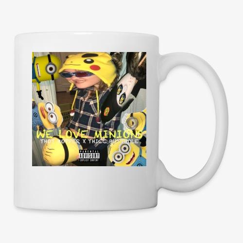 WE LOVE MINIONS - Coffee/Tea Mug