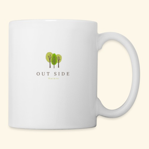 Out Side Nature - Coffee/Tea Mug