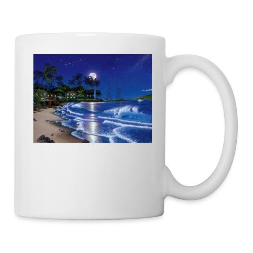 full moon - Coffee/Tea Mug