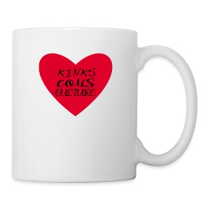 Loving Hearts - Coffee/Tea Mug