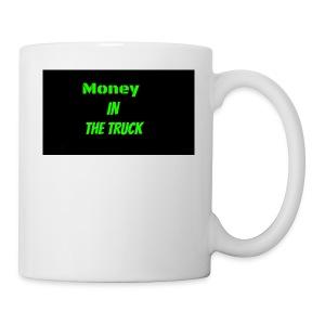 Money In The Truck - Coffee/Tea Mug