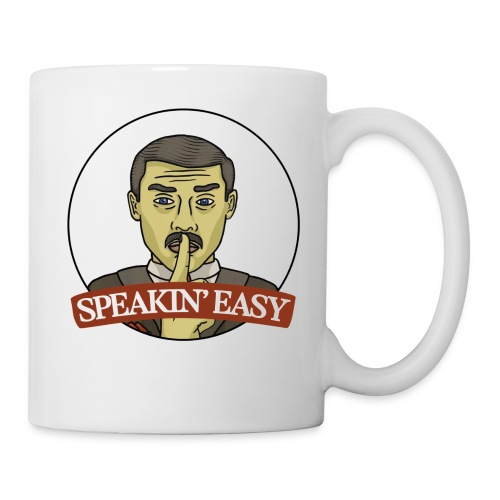 Speakin Easy Show Logo - Coffee/Tea Mug