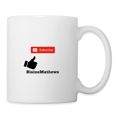 Youtube Like and Subscribe - Coffee/Tea Mug