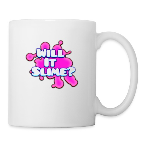 Pink Will It Slime Logo - Coffee/Tea Mug
