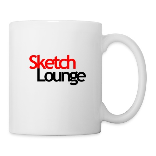 SketchLounge Logo - Coffee/Tea Mug