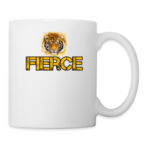Fierce - Coffee/Tea Mug
