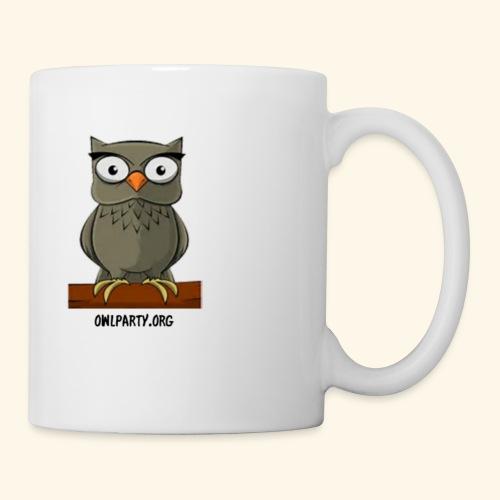 Owl Party - Coffee/Tea Mug