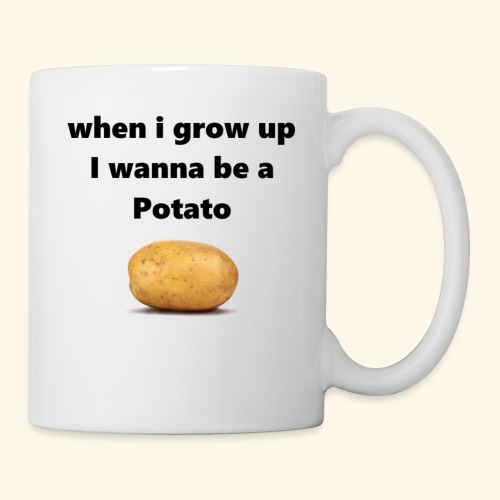 pOtAtO - Coffee/Tea Mug