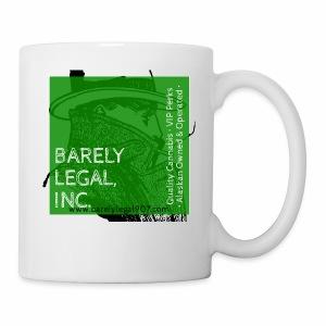 Smoking Man #1 - Coffee/Tea Mug